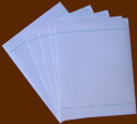 "Inkjet Jet Pro for Active Wear Heat Transfer Paper Sheets 8.5"" X 11"" -5 sheets"