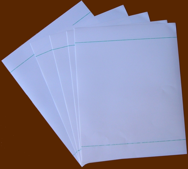 inkjet active wear heat transfer sheets