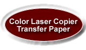 color laser copier transfer paper