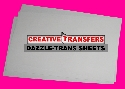 "5 Sheets Dazzle Trans Second Step Finishing Paper Sheets 11.25""X17.25"""