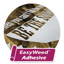 EasyWeed Adhesive for Foil Application Rolls