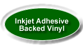 inkjet adhesive backed vinyl