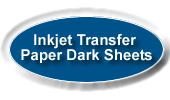 inkjet transfer paper dark sheets