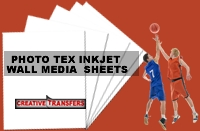Photo Tex- Inkjet Wall Media CLICK HERE FOR MORE INFO