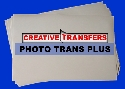 "1100+ Sheets Photo Trans® Plus Color Laser Copier Heat Transfer Paper Sheets 8.5""x 11"""