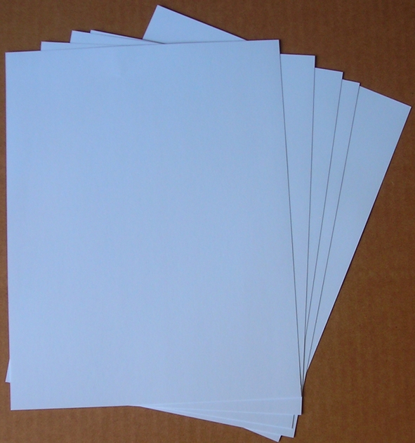 Inkjet Soft Jet Light Heat Transfer Paper Sheets