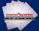 "Inkjet-3G Dark Jet Opaque Heat Transfer Paper Sheets 11""X17"""