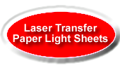 laser transfer paper light sheets